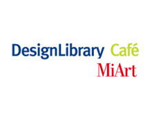 DesignLibrary Cafè during MiArt